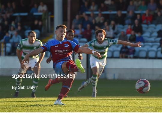 Drogheda United v Shamrock Rovers - Irish Daily Mail FAI Cup First Round