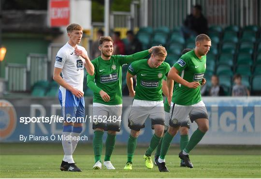 Bray Wanderers v Finn Harps - Irish Daily Mail FAI Cup First Round