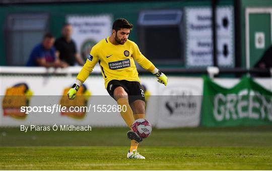 Bray Wanderers v Finn Harps - Irish Daily Mail FAI Cup First Round
