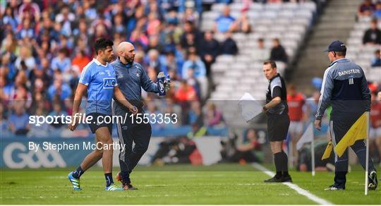 Dublin v Galway - GAA Football All-Ireland Senior Championship Semi-Final