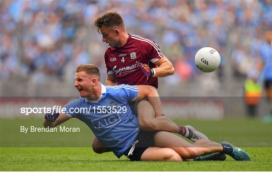 Dublin v Galway - GAA Football All-Ireland Senior Championship Semi-Final