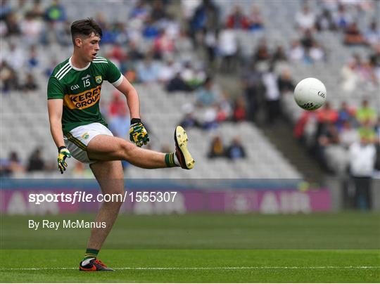 Kerry v Monaghan - Electric Ireland GAA Football All-Ireland Minor Championship Semi-Final