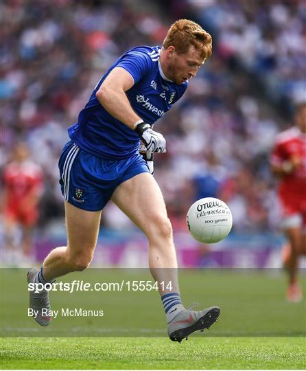Monaghan v Tyrone - GAA Football All-Ireland Senior Championship Semi-Final