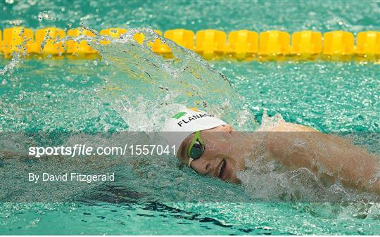 2018 Para Swimming Allianz European Championships - Day 5