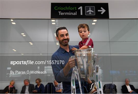 GAA Fáilte Abhaile with the Liam MacCarthy Cup