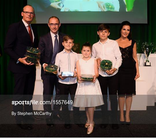 FAI Delegates Dinner & FAI Communications Awards