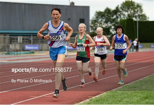 Irish Life Health National Track & Field Masters Championships