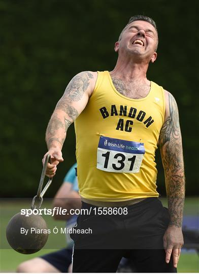 Irish Life Health National Track & Field Masters Championships