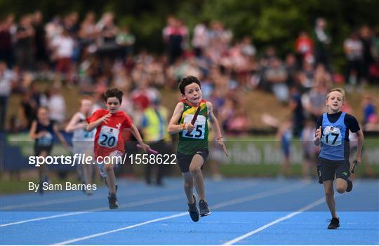 Sportsfile - Aldi Community Games August Festival - Day 1