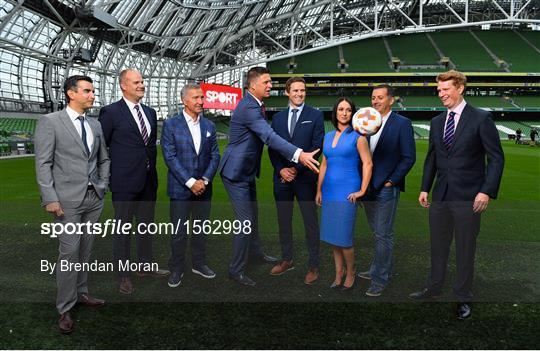Virgin Media Sport Launch