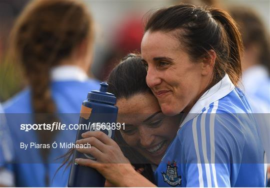 Dublin v Galway - TG4 All-Ireland Ladies Football Senior Championship Semi-Final