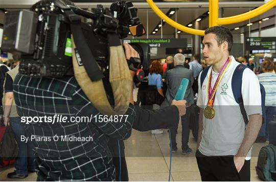Team Ireland return from 2018 World Para Athletics European Championships