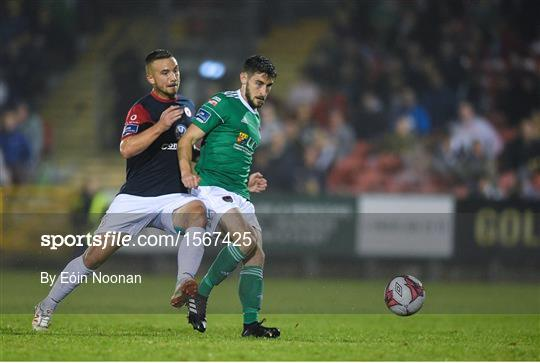 Cork City v Sligo Rovers - SSE Airtricity League Premier Division