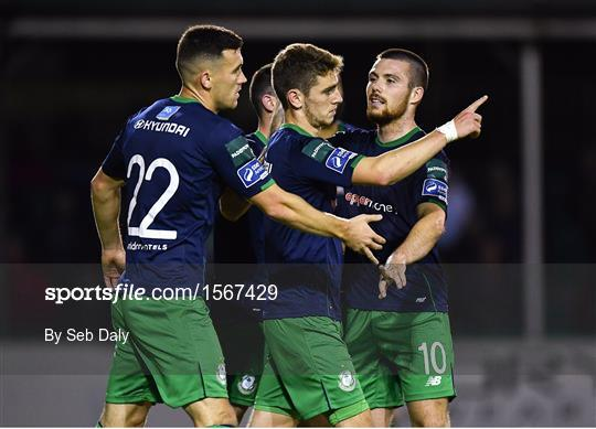Bray Wanderers v Shamrock Rovers - SSE Airtricity League Premier Division