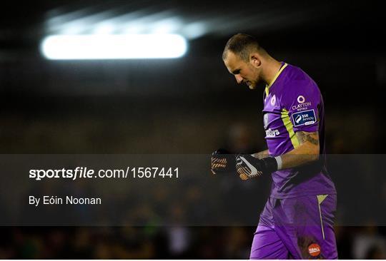 Cork City v Sligo Rovers - SSE Airtricity League Premier Division