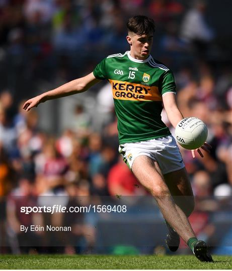 Kerry v Galway - Electric Ireland GAA Football All-Ireland Minor Championship Final