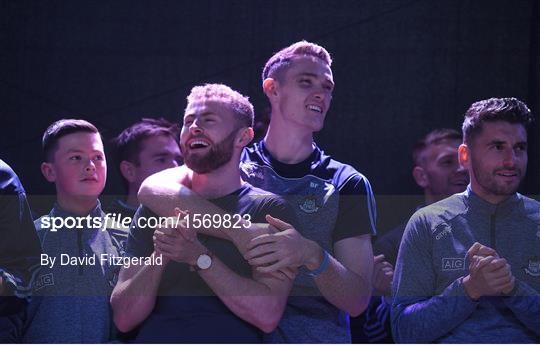Dublin All-Ireland Football Winning Team Homecoming