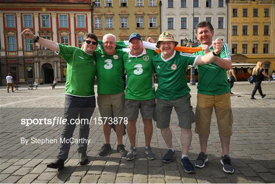 Poland v Republic of Ireland - International Friendly