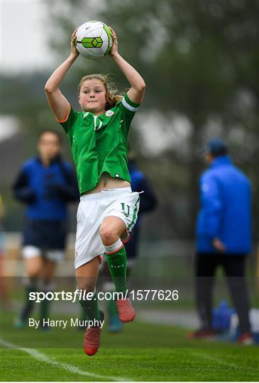 Republic of Ireland v Czech Republic - Women's U17 International Friendly