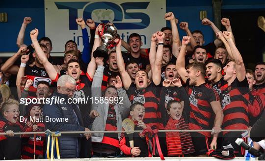 Abbeyside v Ballygunner - Waterford County Senior Club Hurling Championship Final