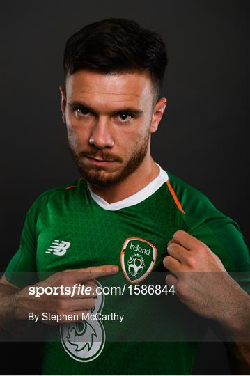 Republic of Ireland Players Features