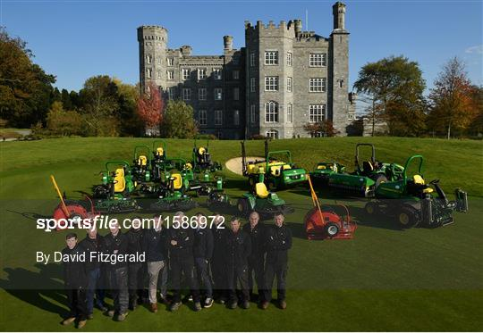 Killeen Castle Invest in the future with John Deere