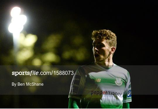 St Patrick's Athletic v Shamrock Rovers - SSE Airtricity League Premier Division