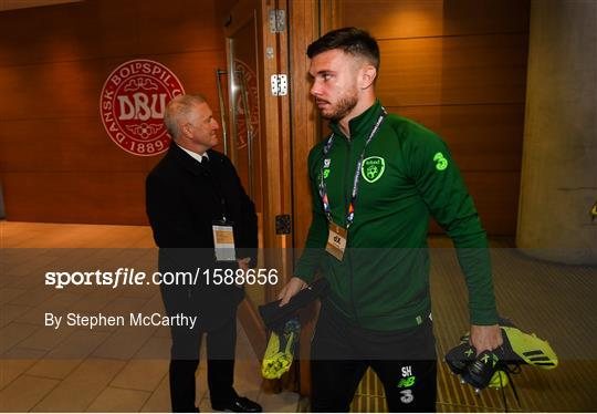 Republic of Ireland v Denmark - UEFA Nations League B