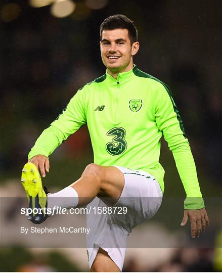 Republic of Ireland v Denmark - UEFA Nations League B