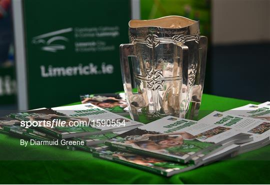 Launch of the Limerick celebration book - Treaty Triumph