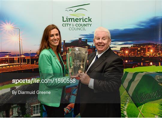 Launch of the Limerick celebration book - Treaty Triumph