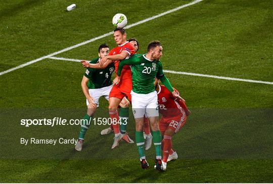 Republic of Ireland v Wales - UEFA Nations League B