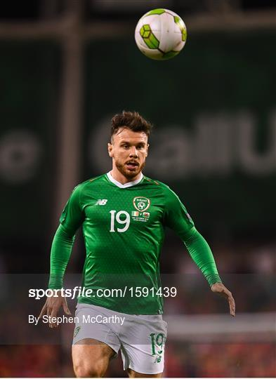 Republic of Ireland v Wales - UEFA Nations League B