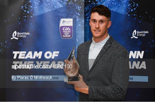 Bord Gáis Energy GAA Hurling U-21 Team of the Year Awards