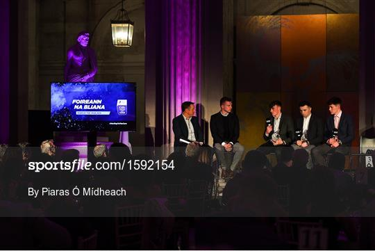 Bord Gáis Energy GAA Hurling U-21 Team of the Year Awards