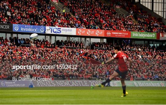 Munster v Gloucester - Heineken Champions Cup Pool 2 Round 2
