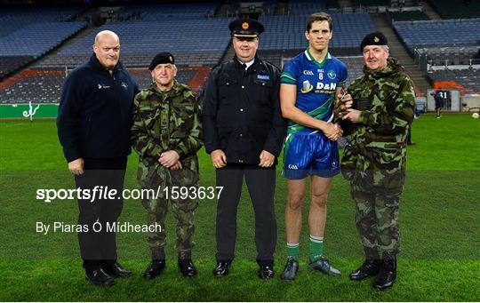 The Irish Defence Forces v An Garda Síochána - John Morley Memorial Cup