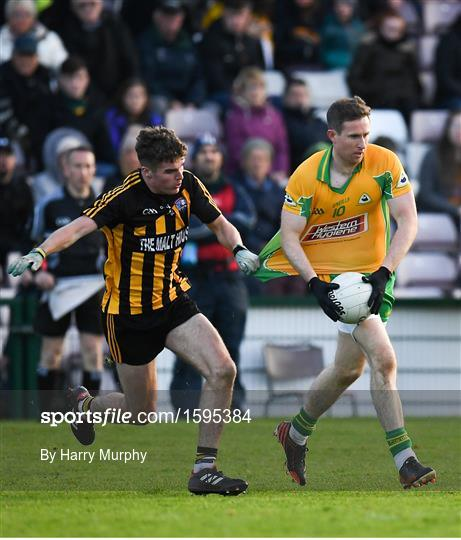 Mountbellew-Moylough v Corofin - Galway County Senior Club Football Championship Final