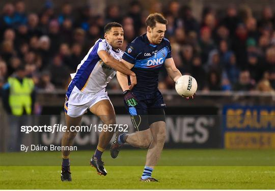 St Jude's v Kilmacud Crokes - Dublin County Senior Club Football Championship Final