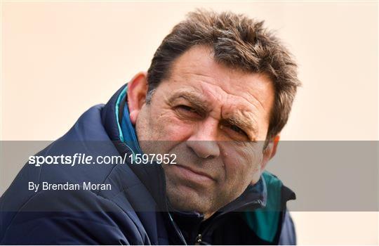Ireland v Italy - International Rugby