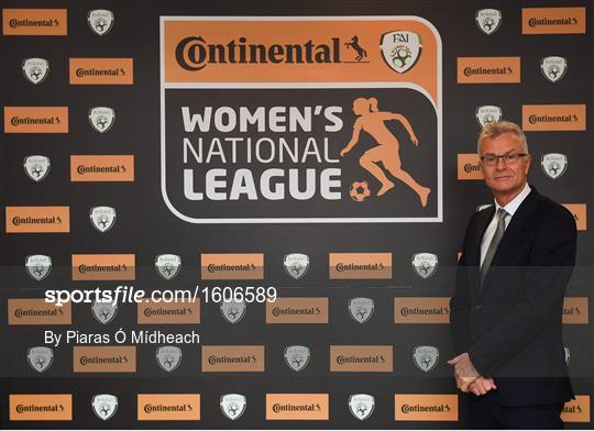 Continental Tyres Women's National League Awards