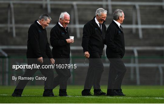 Clann na nGael v Corofin - AIB Connacht GAA Football Senior Club Championship semi-final