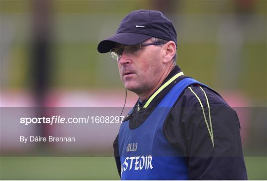 St. Peter's Dunboyne v Kilmacud Crokes - AIB Leinster GAA Football Senior Club Championship Round 1