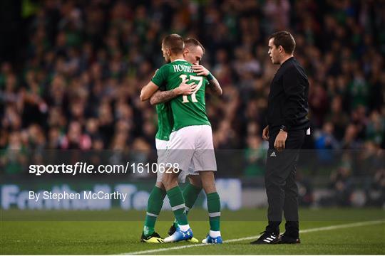 Republic of Ireland v Northern Ireland - International Friendly