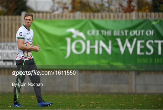 John West Training Session with Paul Mannion