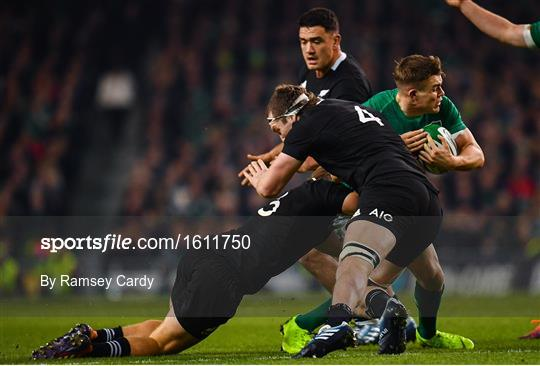 Ireland v New Zealand - Guinness Series International