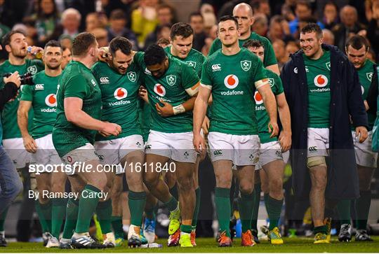 Ireland v New Zealand - Guinness Series International