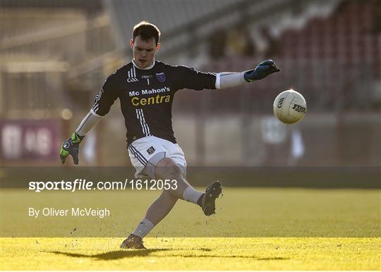 Eoghan Rua Coleraine v Scotstown - AIB Ulster GAA Football Senior Club Championship Semi-Final