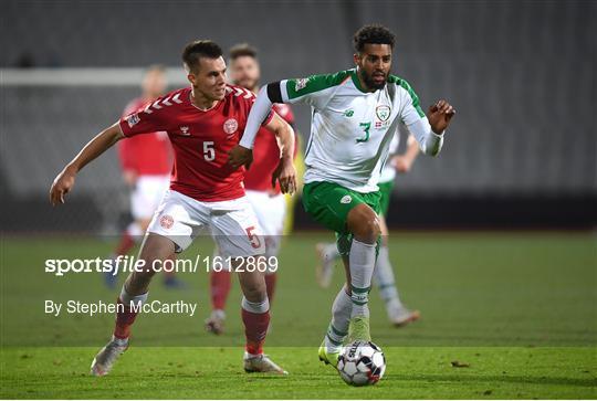 Denmark v Republic of Ireland - UEFA Nations League B