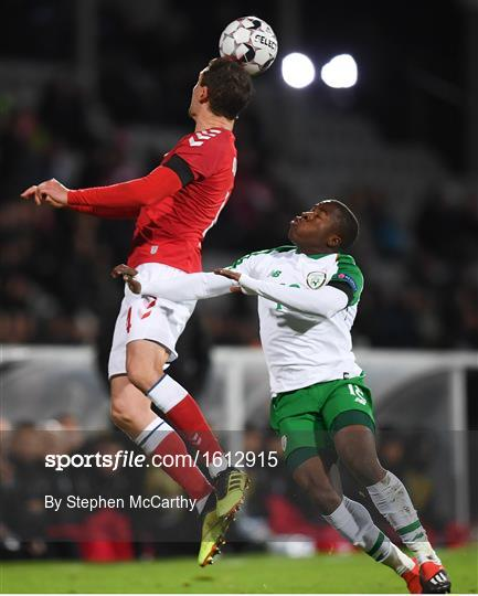 Denmark v Republic of Ireland - UEFA Nations League B